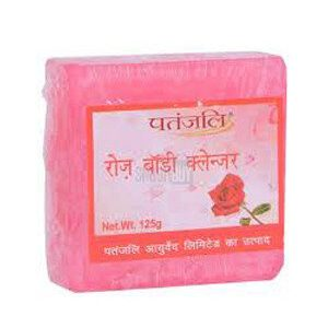 Patanjali Body Cleanser Rose 125 Grams