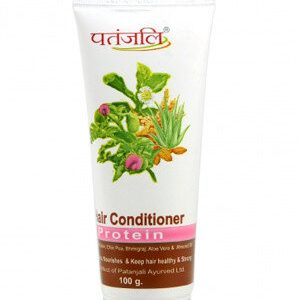 Patanjali Hair Conditioner Protien 100 Grams