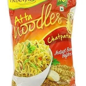 Patanjali Instant Noodles – Atta, Chatpata, 60 gm