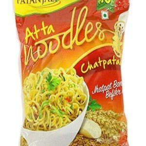 Patanjali Atta Noodles – Classic, 60 gm