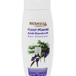 Patanjali Kesh Kanti Anti Dandruff Hair Cleanser Shampoo 200 Ml