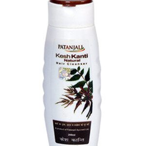 Patanjali Kesh Kanti Natural Cleanser Shampoo 200 Ml