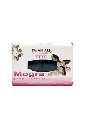 Patanjali Mogra Body Cleanser 75 Grams Carton