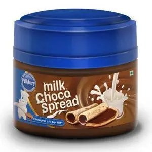 Pillsbury Milk Choco – Spread, 180 gm Jar
