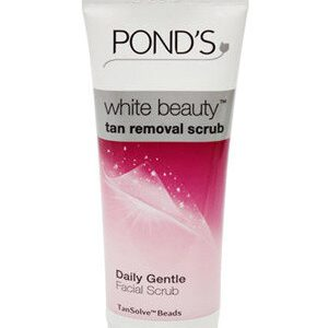 Ponds Face Scrub White Beauty Tan Removal 50 Grams Tube
