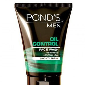 Ponds Face Wash Men Oil Control 50 Grams Tube
