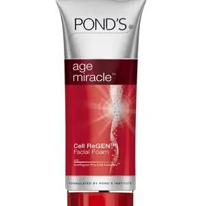 Ponds Facial Foam Age Miracle Cell Regen 100 Grams