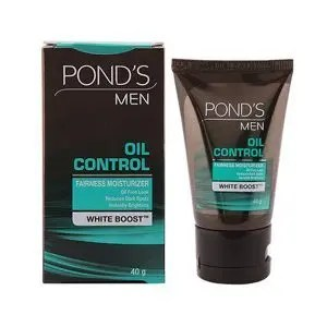 Ponds Men Fairness Moisturizer Oil Control 40 Grams
