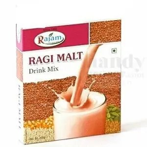 Rajam Ragi Malt Box 100 Grams