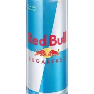 Red Bull Energy Drink Sugar Free 250 Ml Tin