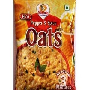 Saffola Oats – Pepper & Spice, 42 gm Pouch