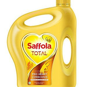 Saffola Total Edible Oil, 5 ltr Jar