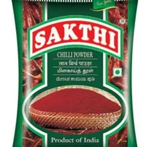 Sakthi Chilli Powder 100 Grams