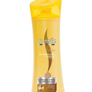 Sunsilk Nourishing Soft And Smooth Shampoo 180 Ml