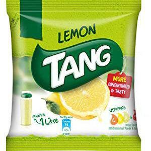 Tang Instant Drink Mix - Lemon, 100 gm