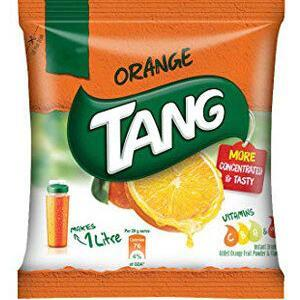 Tang Instant Drink Mix - Orange, 100 gm