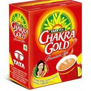 Tata Tea Chakra Gold Premium Tea Dust 500 Grams Carton