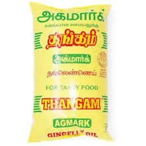 Thangam Agmark Gingelly Oil 1ltr