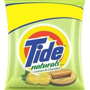 Tide Detergent Powder - Lemon & Chandan, 135 gm