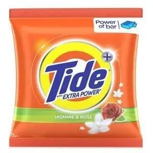 Tide Washing Plus Detergent Powder Jasmine & Rose 500 gm Pouch