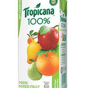 Tropicana 100% Juice Mixed Fruit 1000 Ml