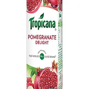 Tropicana Delight Fruit Juice Pomegranate 1000 Ml Tetra