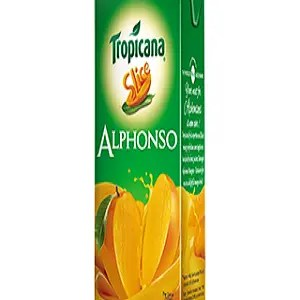Tropicana Slice Alphonso 200 Ml Tetra