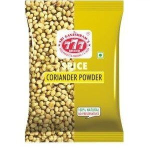 777 Coriander Powder 100 Grams Pouch