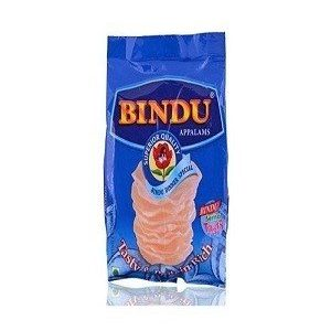 Bindu Mini Appalams 100Gm