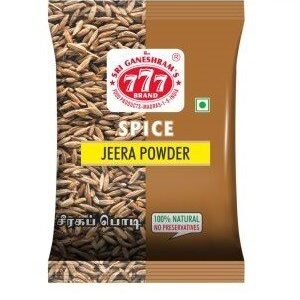 777 Jeera Powder 50 Grams Pouch