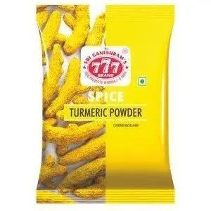 777 Turmeric Powder Strip Of 10 Nos