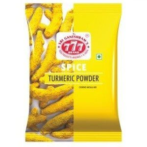 777 Turmeric Powder 100 Grams Pouch