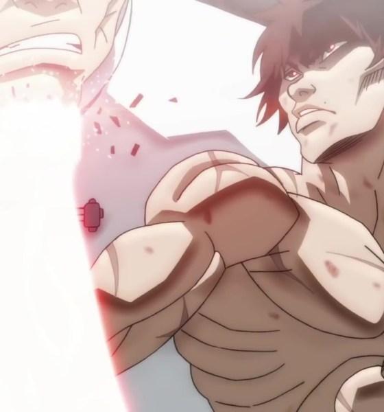 Baki-anime