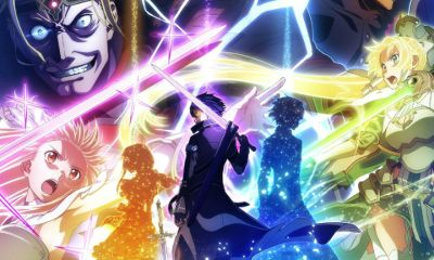 recensione sword art online alicization war of underworld