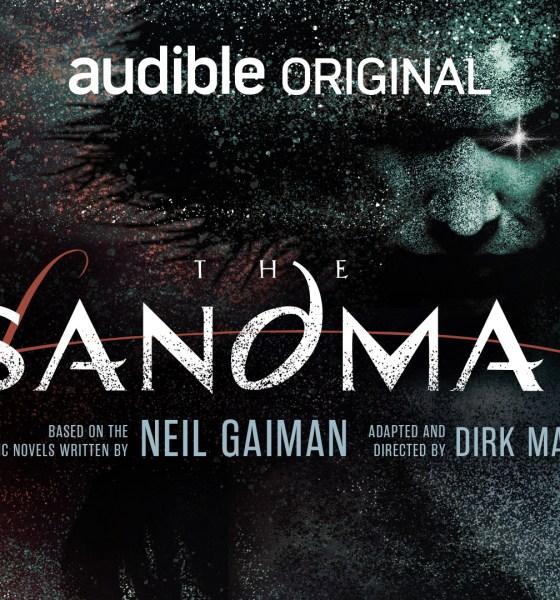 sandman audiolibro neil gaiman audible