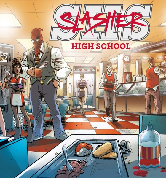 Slasher-High-School