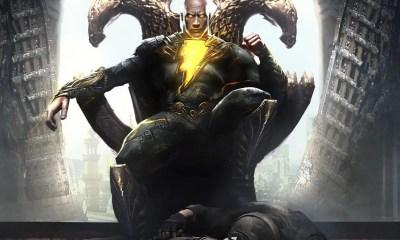 Black Adam: ecco trailer rilasciato durante il DC Fandome