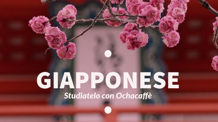 La lingua giapponese si può studiare anche in Italia