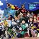 My Hero Academia: nuova clip per la quinta stagione dell'anime