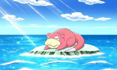 Pokémon Slowpoke