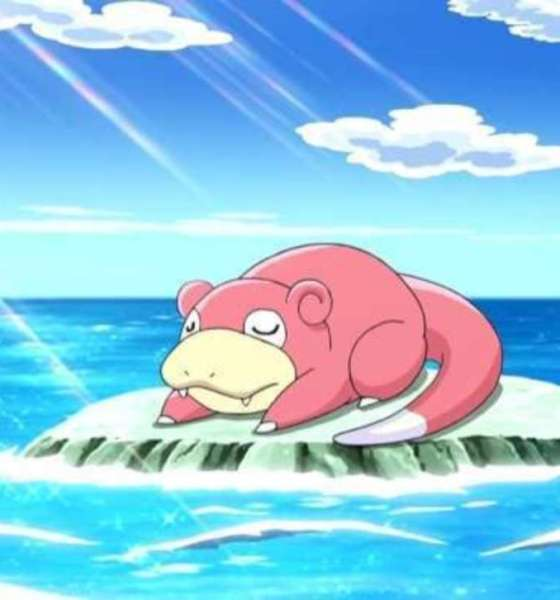 Pokémon Slowpoke