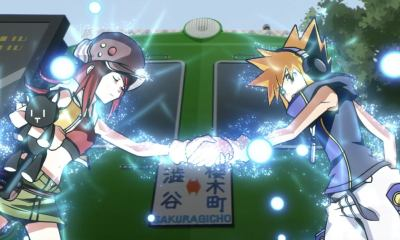 The World Ends With You - The Animation: un altro trailer