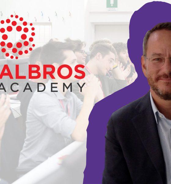 Digital Bros Academy intervista geoffrey davis