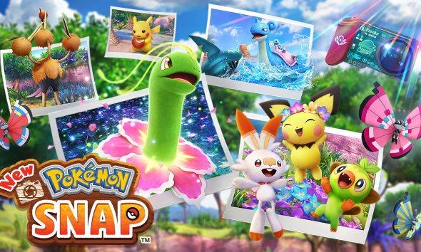 New Pokémon Snap, il nuovo trailer del titolo Game Freak
