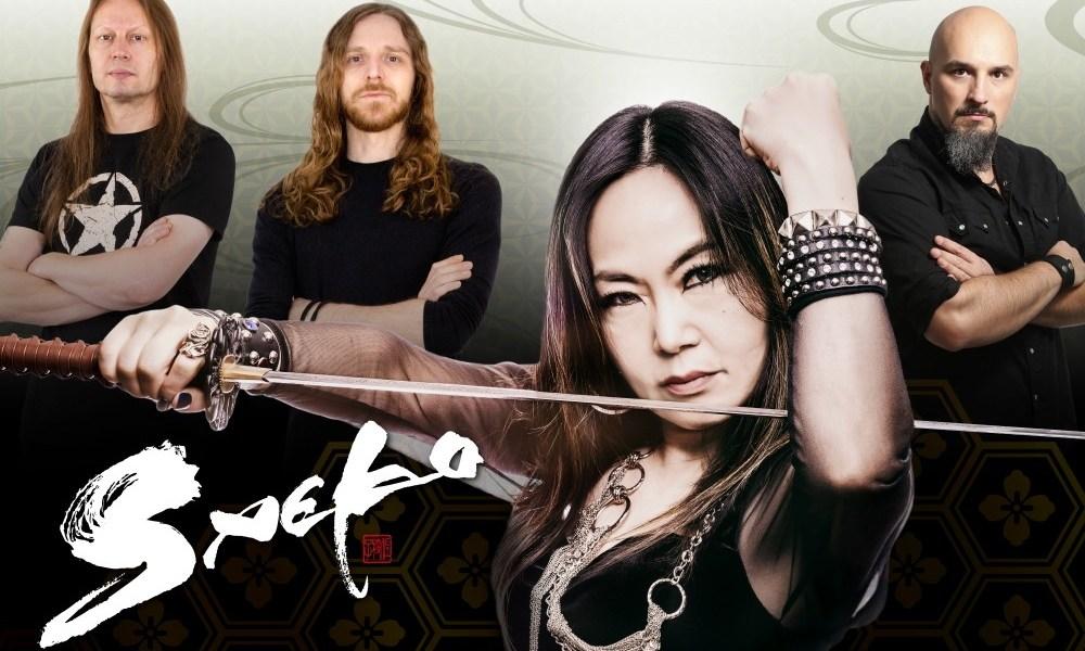 cantante metal giapponese: Saeko Kitamae