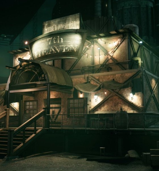 Final Fantasy 7 Remake: Intergrade sistema la porta di Cloud