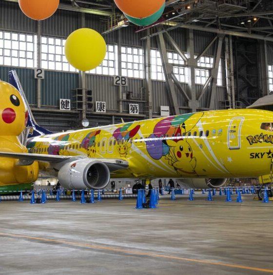 flying-pikachu