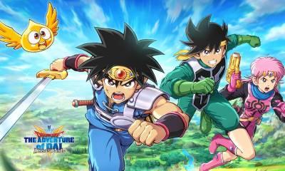 Dragon Quest The Adventure of Dai - A Hero's Bonds arriverà in autunno