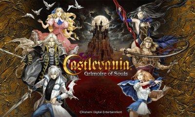 Castlevania-Grimoire of Souls