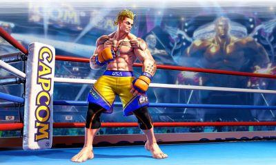 Street Fighter V: in arrivo un personaggio totalmente nuovo